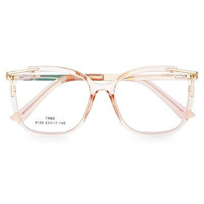 Óculos de Grau Kessy 125 Dourado