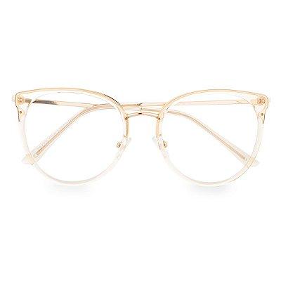 Óculos de Grau Kessy 115 Dourado