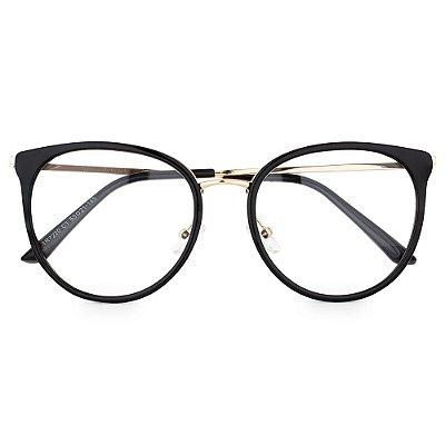 Óculos de Grau Kessy 115 Preto