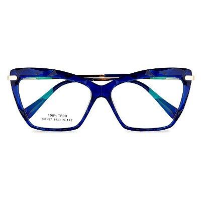Óculos de Grau Kessy 130 Azul
