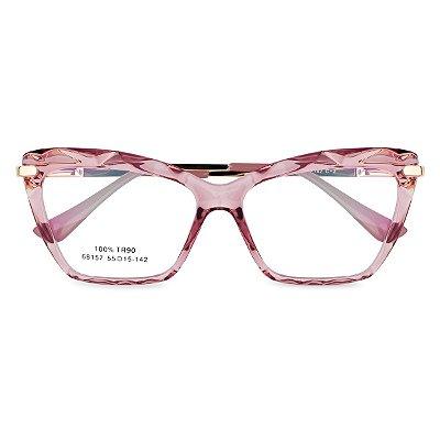 Óculos de Grau Kessy 130 Lilás