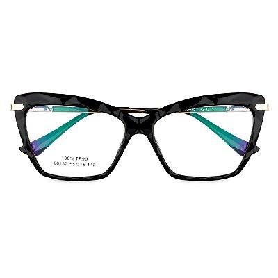 Óculos de Grau Kessy 130 Preto
