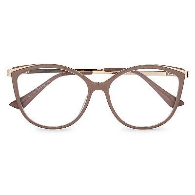 Óculos de Grau Kessy 145 Nude