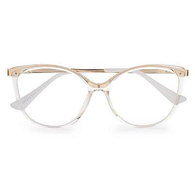 Óculos de Grau Kessy 145 Transparente