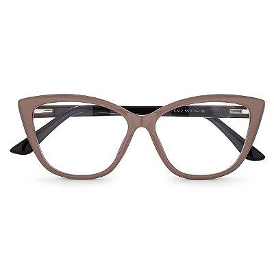 Óculos de Grau Kessy 155 Nude