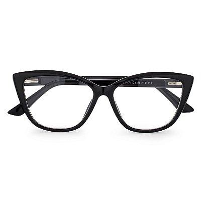 Óculos de Grau Kessy 155 Preto