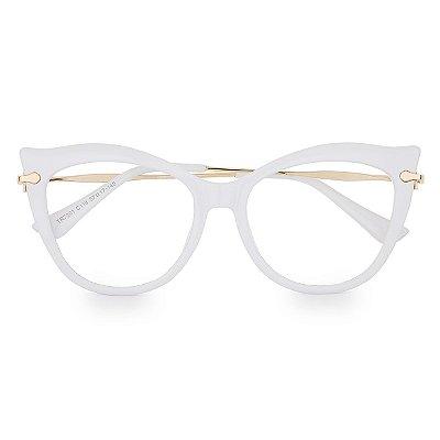 Óculos de Grau Kessy 160 Branco
