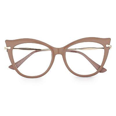 Óculos de Grau Kessy 160 Nude