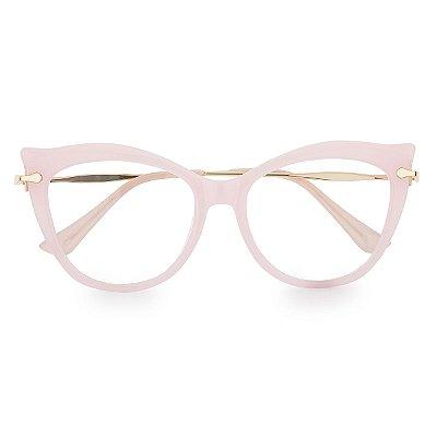 Óculos de Grau Kessy 160 Rosa