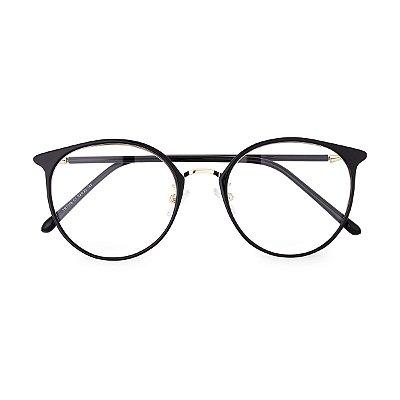 Óculos de Grau Kessy 165 Preto
