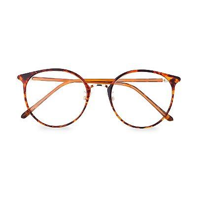 Óculos de Grau Kessy 165 Tartaruga