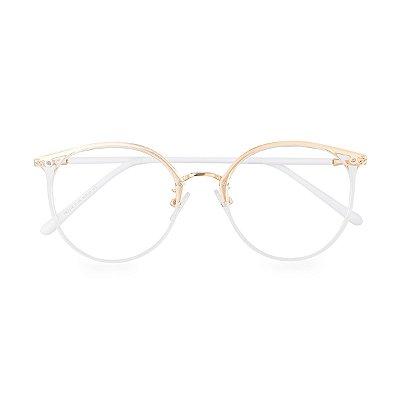Óculos de Grau Kessy 165 Transparente