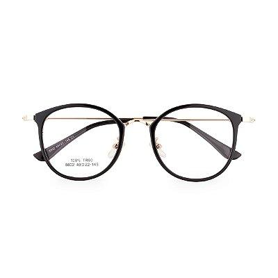 Óculos de Grau Kessy 840 Preto