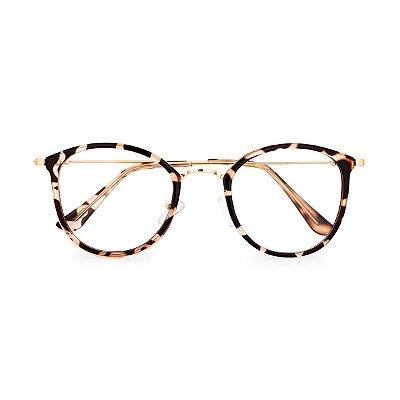 Óculos de Grau Kessy 840 Tartaruga