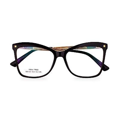 Óculos de Grau Kessy 170 Preto
