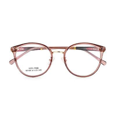 Óculos de Grau Kessy 175 Transparente Preto