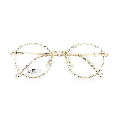 Óculos de Grau Kessy 195 Dourado