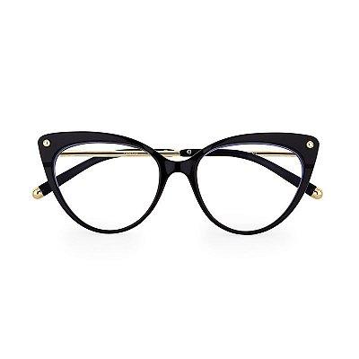 Óculos de Grau Kessy 190 Preto