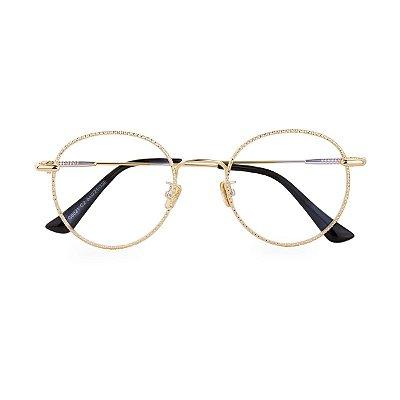 Óculos de Grau Kessy 710 Dourado