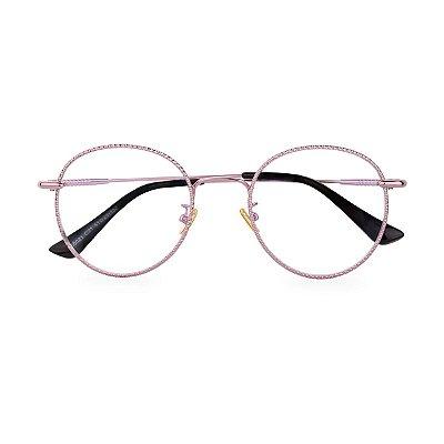 Óculos de Grau Kessy 710 Rosa