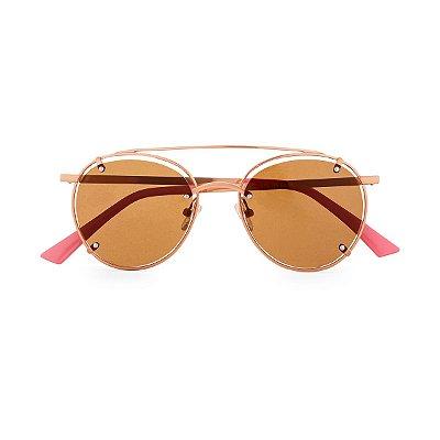 Óculos de Sol Kessy Vita Marrom