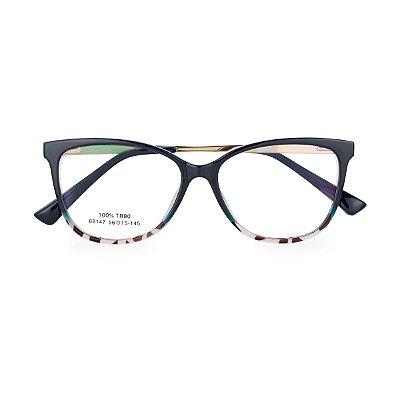 Óculos de Grau Kessy 215 Azul