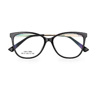 Óculos de Grau Kessy 215 Preto