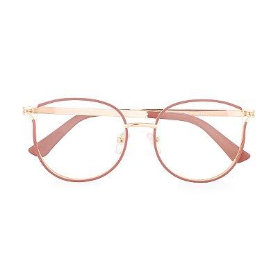 Óculos de Grau Kessy 620 Nude