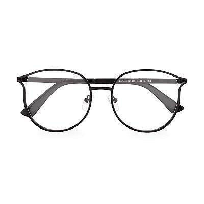 Óculos de Grau Kessy 620 Preto