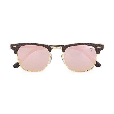 Óculos de Sol Kessy Luna Rosa