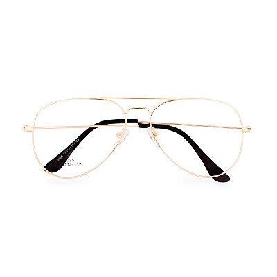 Óculos de Grau Kessy 225 Dourado