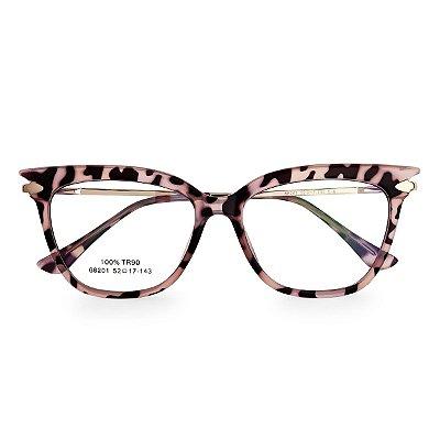 Óculos de Grau Kessy 275 Tartaruga