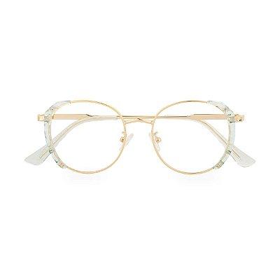 Óculos de Grau Kessy 205 Azul