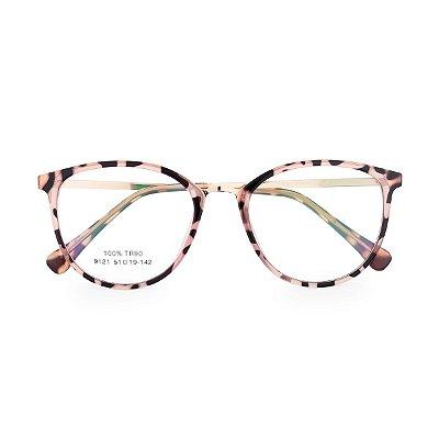 Óculos de Grau Kessy 285 Tartaruga