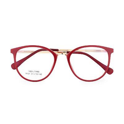 Óculos de Grau Kessy 285 Vinho