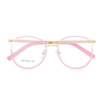 Óculos de Grau Kessy 620 Rosa