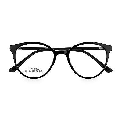 Óculos de Grau Kessy 290 New Preto