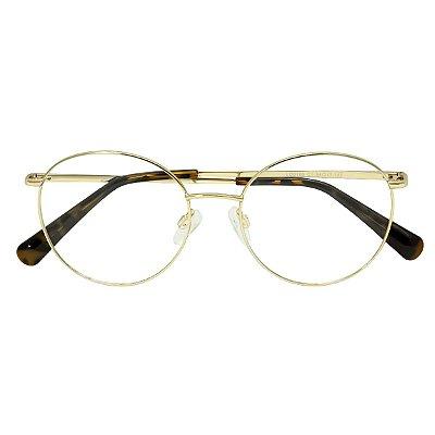 Óculos de Grau Kessy 385 Dourado