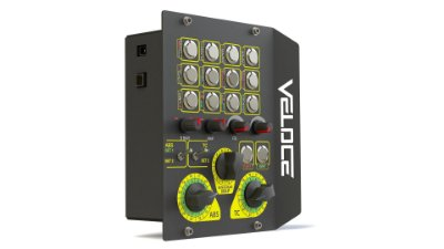 VELOCE BT80 - Button box compatível com PC.