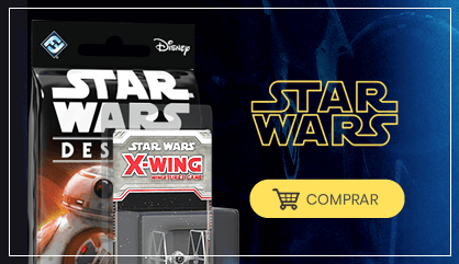Mini banner Star Wars