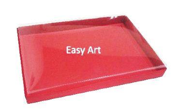 Caixas para Convites - Vermelho