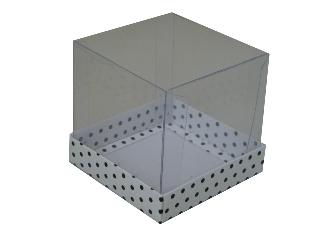Caixinhas para Mini Bolos - 10x10x10