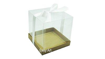 Caixinha para Mini Bolos - Kraft