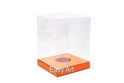 Caixa Ovos de Páscoa / Panetones - Laranja