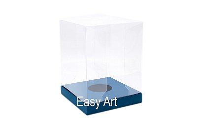 Caixa Ovos de Páscoa / Panetones - Azul Marinho