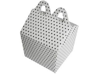 Sacolinhas Surpresa - Mc Donalds - 11,5x11,5x10