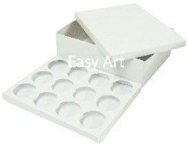 Caixas para Transporte de  12 Cupcakes - Branco