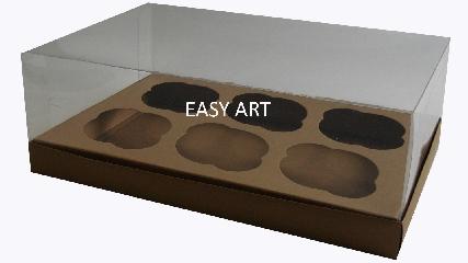 Caixas Especiais para Cupcakes - 24x18,5x9