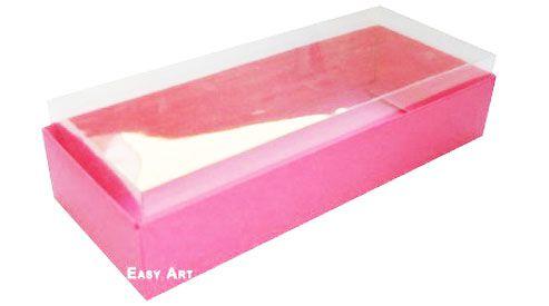 Caixa para 8 Brigadeiros - Pink