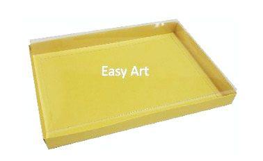 Caixas para Convites - Amarelo